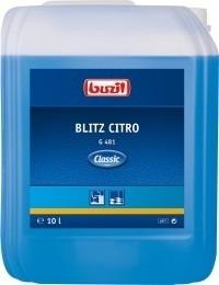 G481 Blitz Citro Interieurreiniger 10 liter