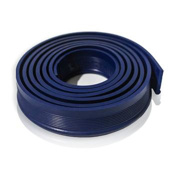 Wagtail Rubber Blauw 3 yard