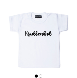 Krullenbol shirt