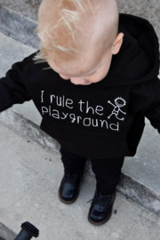 Hoodie Rule the Playground