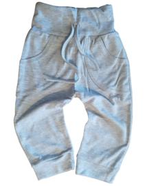 Broekje met zakken grijs