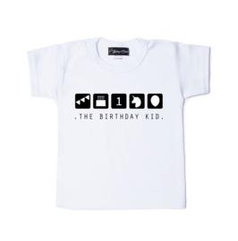 The Birthday Kid shirt