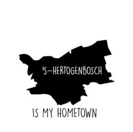 Hometown 's-Hertogenbosch shirt