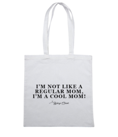 Cool mom canvas tas