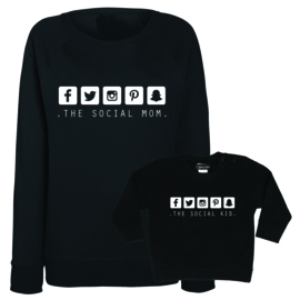 Social sweater twinning