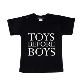 Toys before Boys shirt