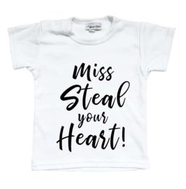 Miss Steal your Heart shirt