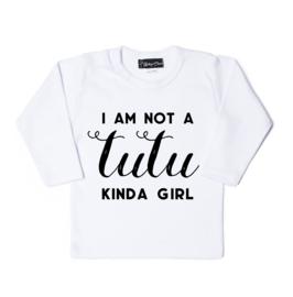 Not a Tutu shirt