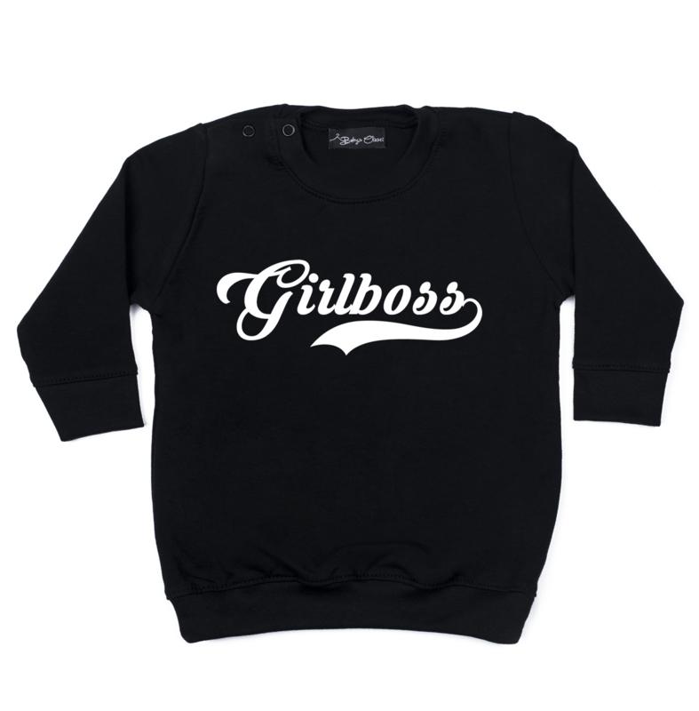 Sweaterdress - Girlboss