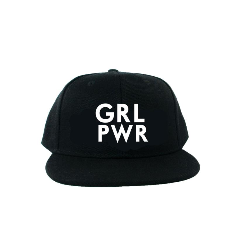 GRL PWR Snapback