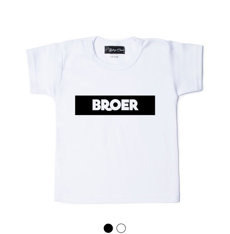 Broer shirt