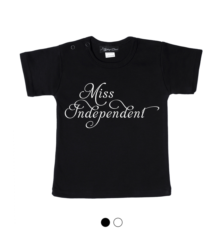 Miss Independent shirt