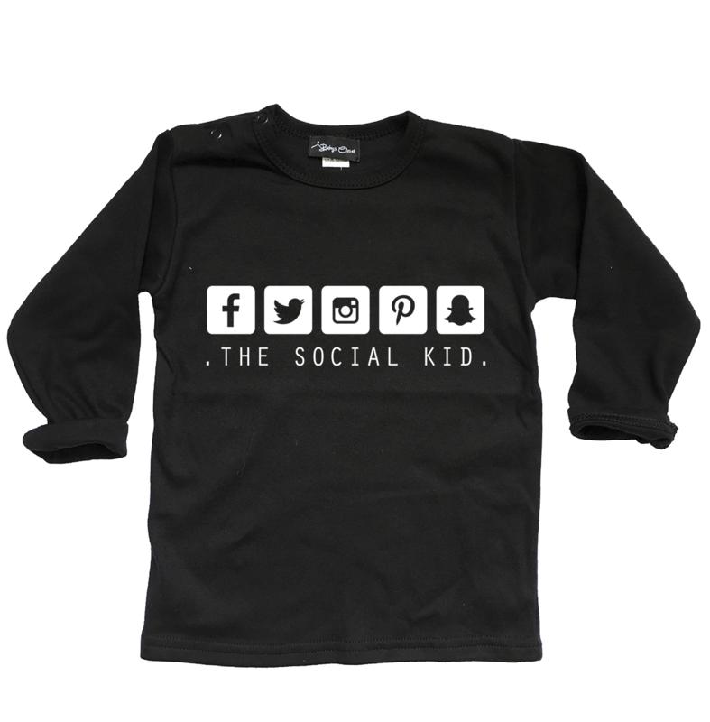 The Social Kid shirt