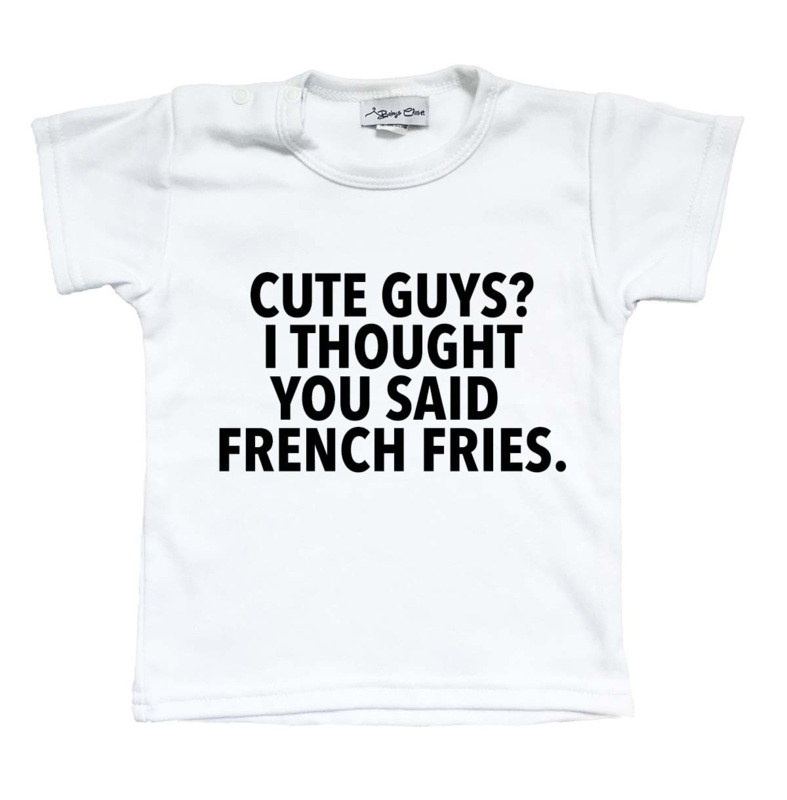 Cute Guys shirt