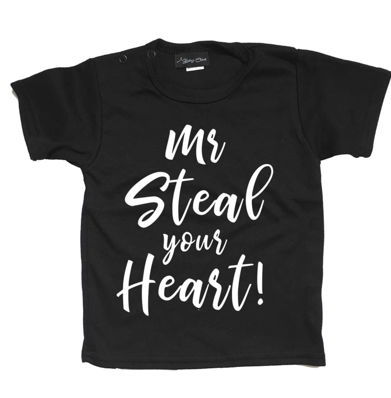 Mr Steal your Heart shirt