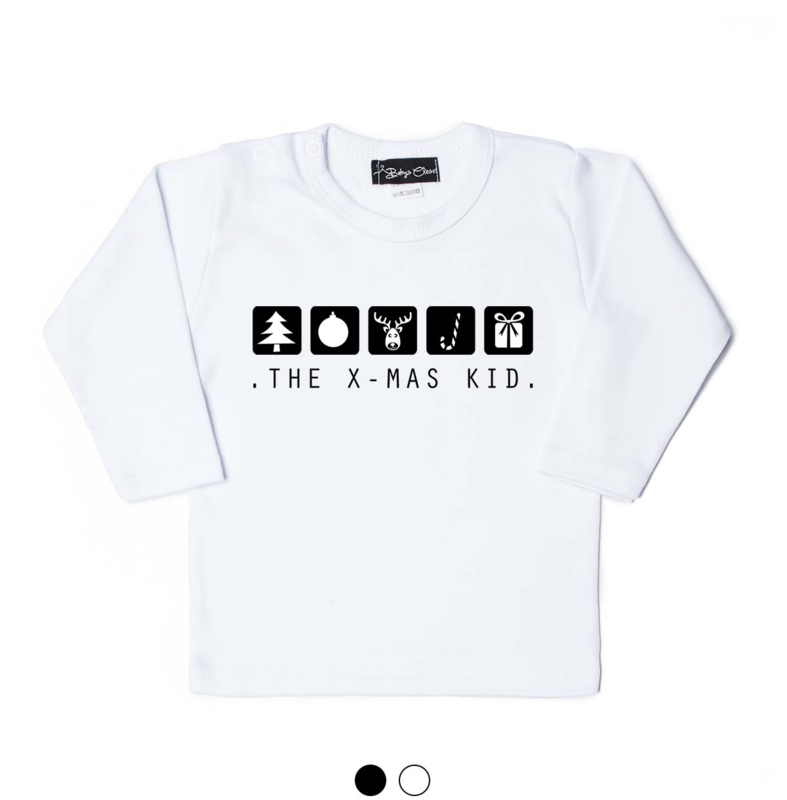 The X-Mas Kid shirt