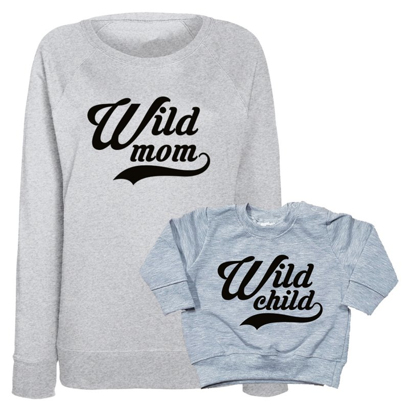 Wild sweater twinning