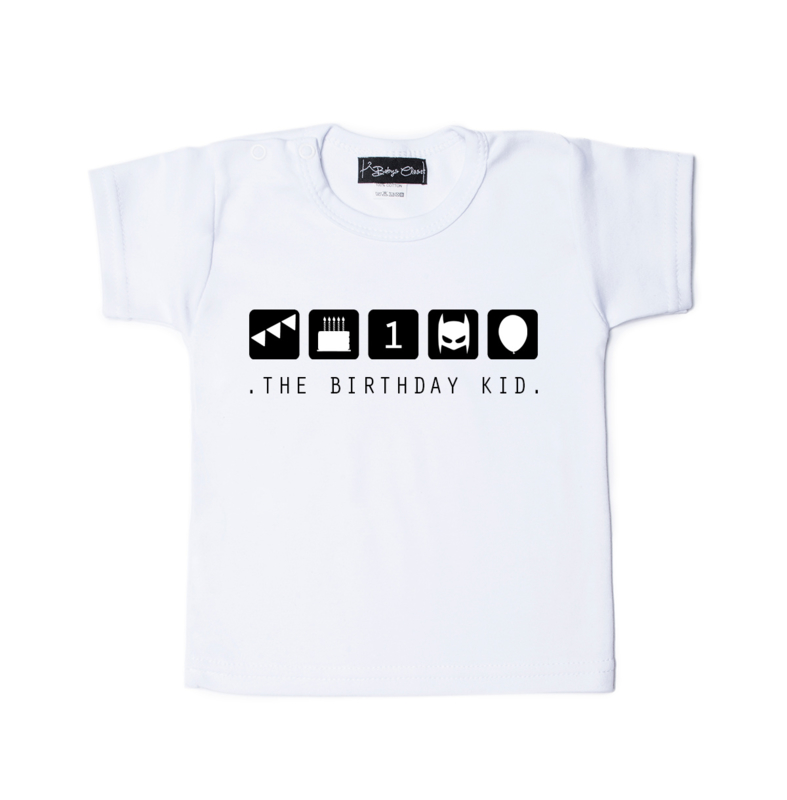 The Birthday Kid shirt
