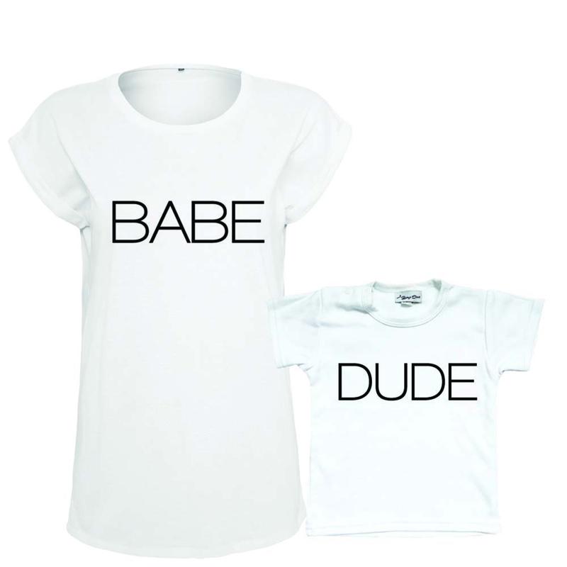 Babe Dude twinning