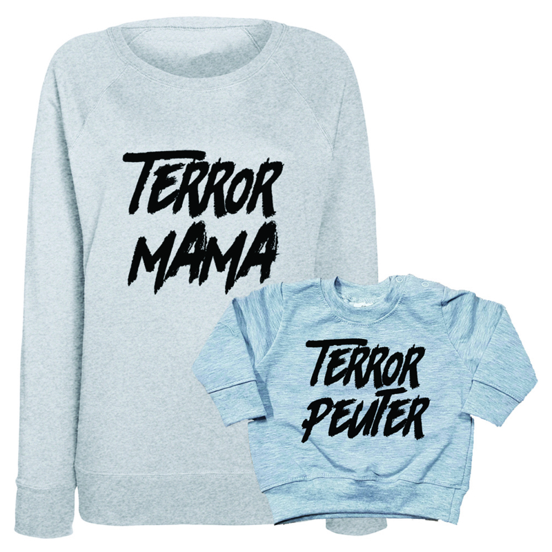 Terror sweater twinning