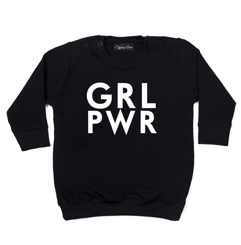 Sweaterdress - GRL PWR