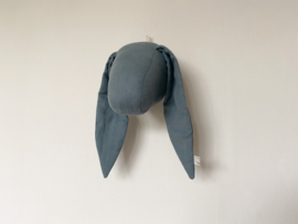 Bunny linen Blue small