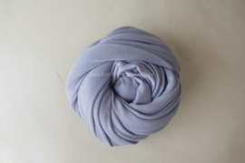 June - jersey stretch wrap lavender