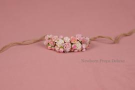 Stretch Backdrop - Faye (blossom pink)