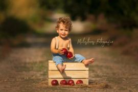 Rode appeltjes (NIEUW)