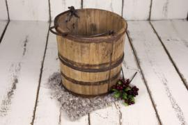 Farm Bucket (bruin)