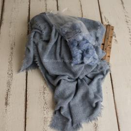 Luxe layer (let op er zit een gaatje in) en wol set