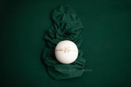 Stretch Backdrop - Faye (emerald green)