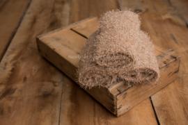 Soft fluffy layer - sand