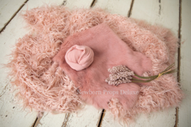 Licht roze set