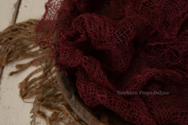 Chuncky Layer (burgundy red) (NIEUW)