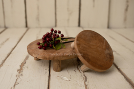 Wooden Cake Stand (large)