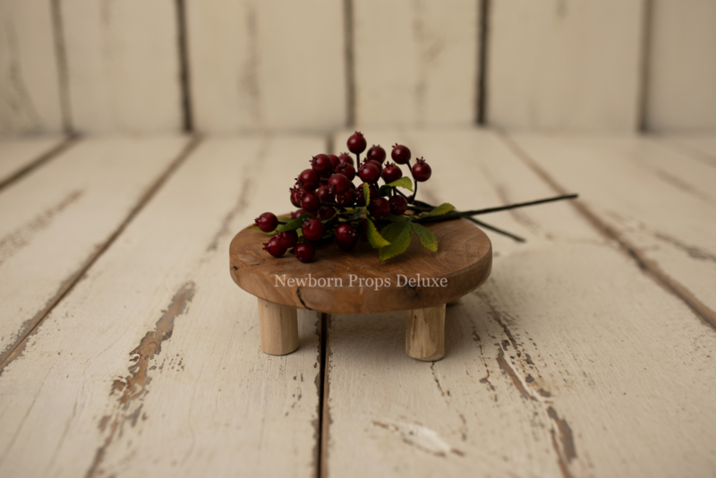 Wooden Cake Stand (small)