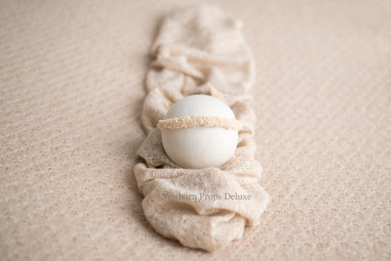 Wool Wrap - Eden (sand)
