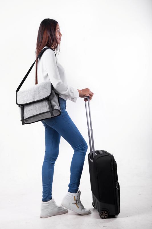 Shuttle Messenger Bag