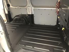 Laadvloer-/laadruimte coating