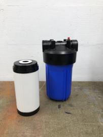 "Spot-less hars filter 10"" (35cm hoog)"
