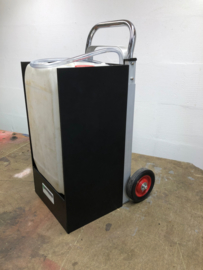 Mini trolley, voor 25L jerrycans