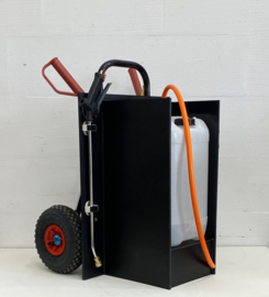 Softwash trolley