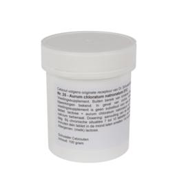 Celzout 25 - Aurum Chloratum Natronatum