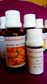 Johannesolie met rozemarijn - 30 ml