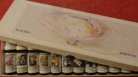 Doos 1  Cornalijn Bloemen Essences (12 flesjes)