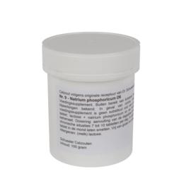 Celzout 09 - Natrium Phosphoricum - 100 gram