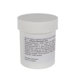 Celzout 01  - Calcium Fluoratum - 100 gram