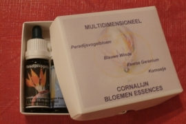 Cornalijn Bloemen Essences (Multidimensioneel)