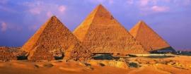 Koningskamer - Piramide van Cheops - Egypte